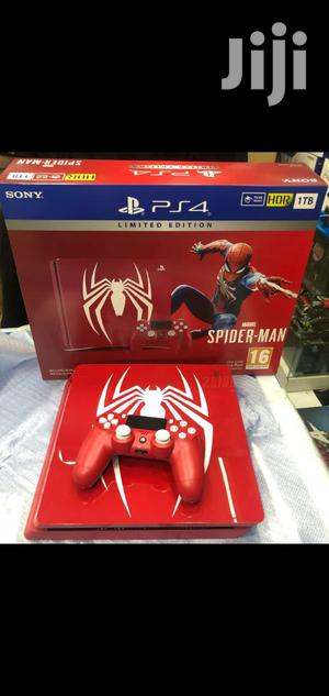 Playstation 4 Spiderman Limited Edition | Video Game Consoles for sale in Nairobi, Nairobi Central