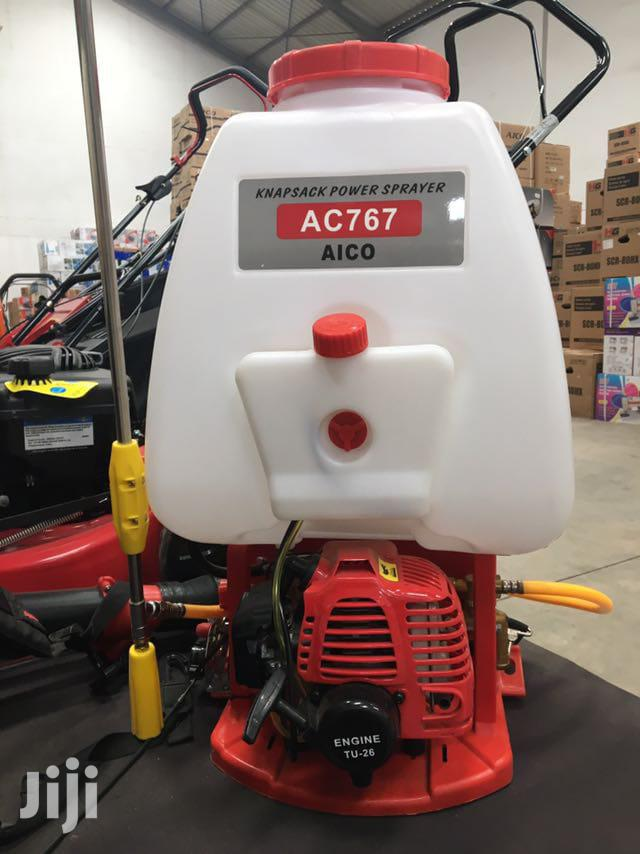Brand New AC767 AICO Engine Sprayer.