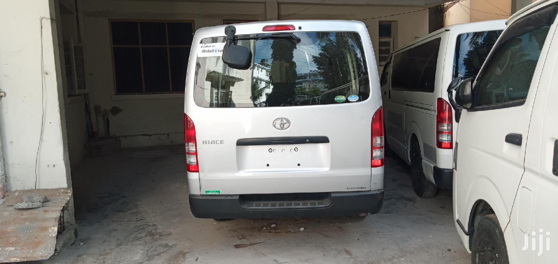 Toyota HiAce 2014 Silver | Buses & Microbuses for sale in Mvita, Mombasa, Kenya
