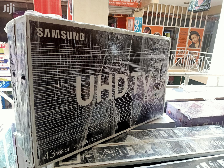 Archive: Samsung 43 Smart Digital 4k Tv