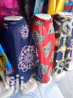 Wrapper Skirt *African Fabric*Ksh1500
