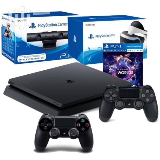 Playstation 4 Console+Playstation 4 Pad And FIFA 2020