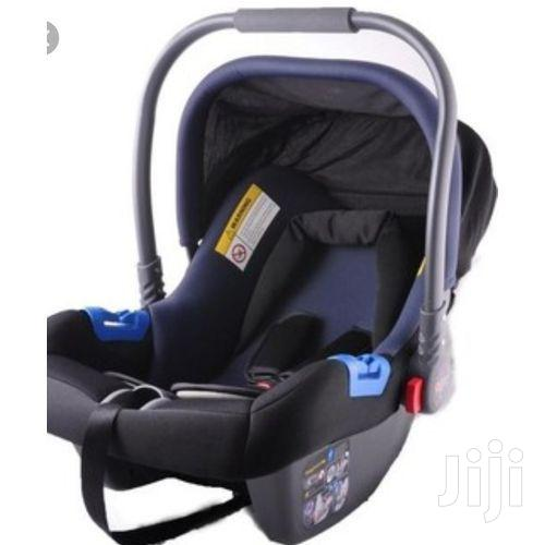 Superior Infant Baby Car Seat/ Carry Cot (0-12months) - Blue