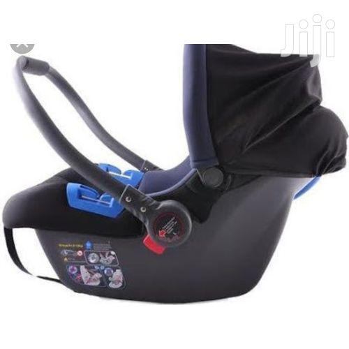 Superior Infant Baby Car Seat/ Carry Cot (0-12months) - Blue | Children's Gear & Safety for sale in Westlands, Nairobi, Kenya
