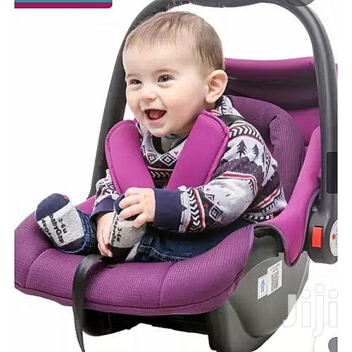 Superior Infant Baby Car Seat/ Carry Cot (0-12months) - Purple