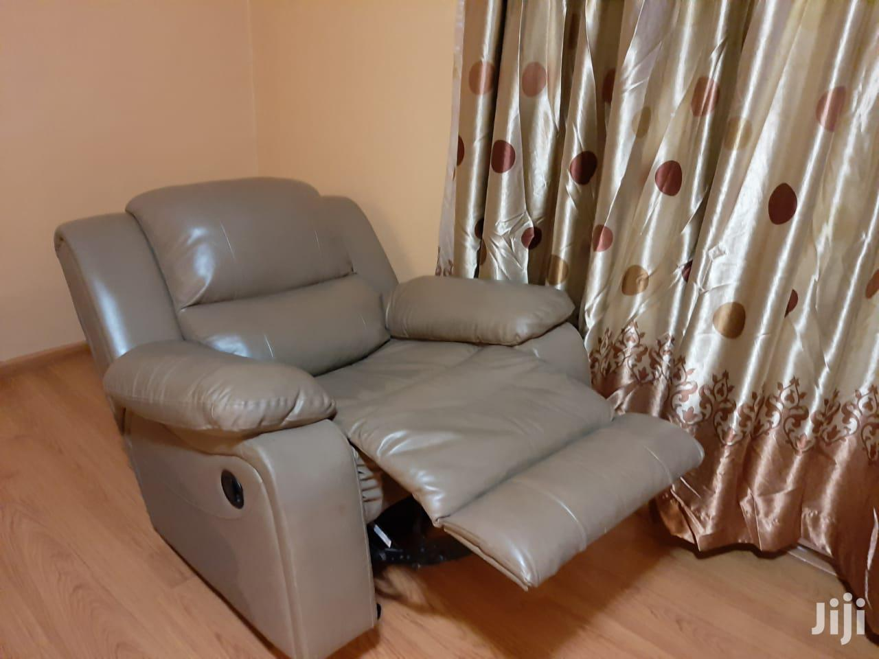 7 Seater Recliner Leather Sofas | Furniture for sale in Nairobi Central, Nairobi, Kenya