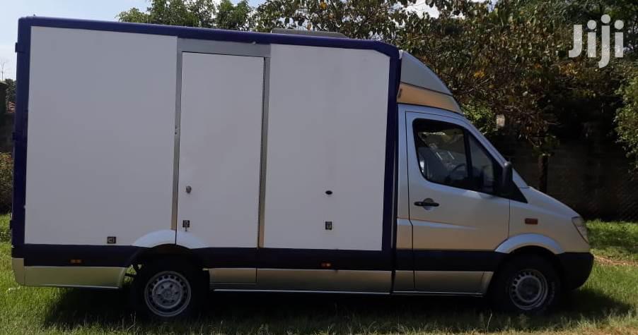 Archive: Mercedes Sprinter Van. Refrigerated.