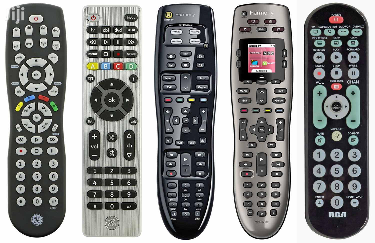 All Remotes Available | Accessories & Supplies for Electronics for sale in Kisii Central, Kisii, Kenya