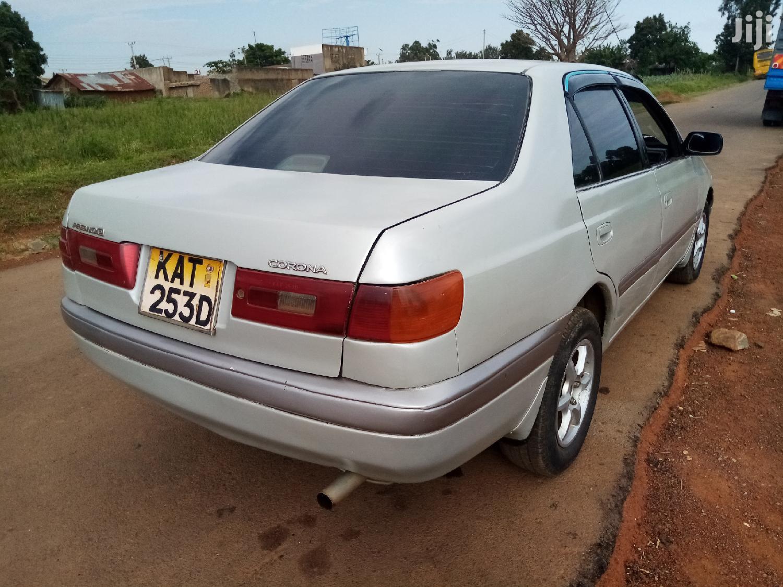 Toyota Premio 1998 Silver | Cars for sale in Mumias Central, Kakamega, Kenya