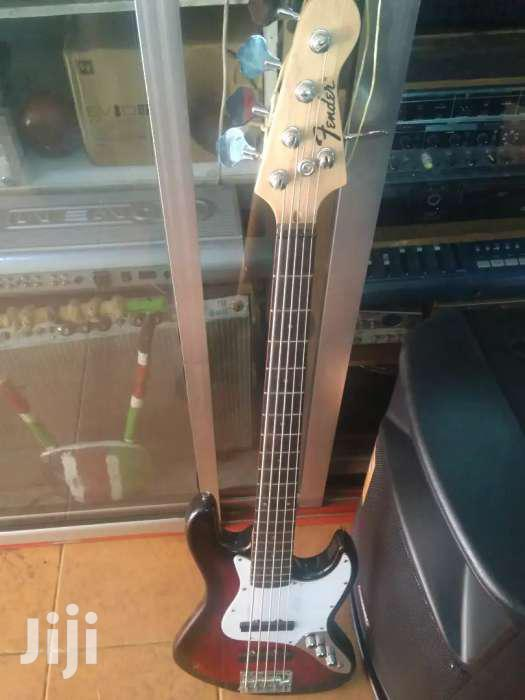 4 Strings Bass Guitar Fender USA | Musical Instruments & Gear for sale in Nairobi Central, Nairobi, Kenya