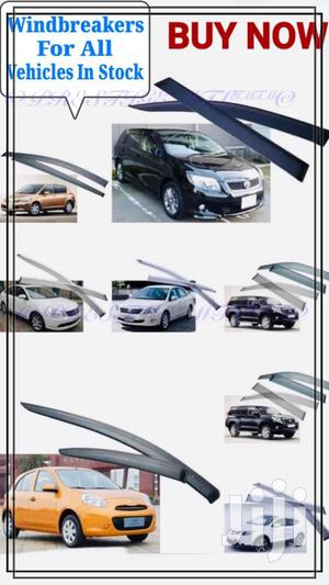Windbreakers /Window Deflectors for ALL CARS Available From | Vehicle Parts & Accessories for sale in Nairobi, Nairobi Central