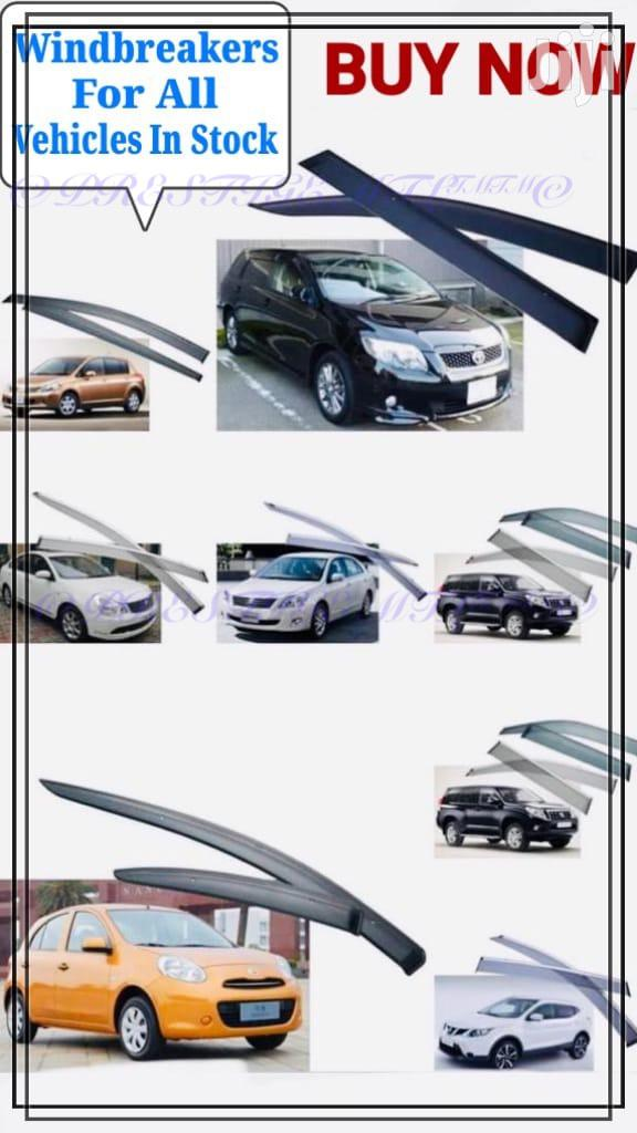 Windbreakers /Window Deflectors for ALL CARS Available From