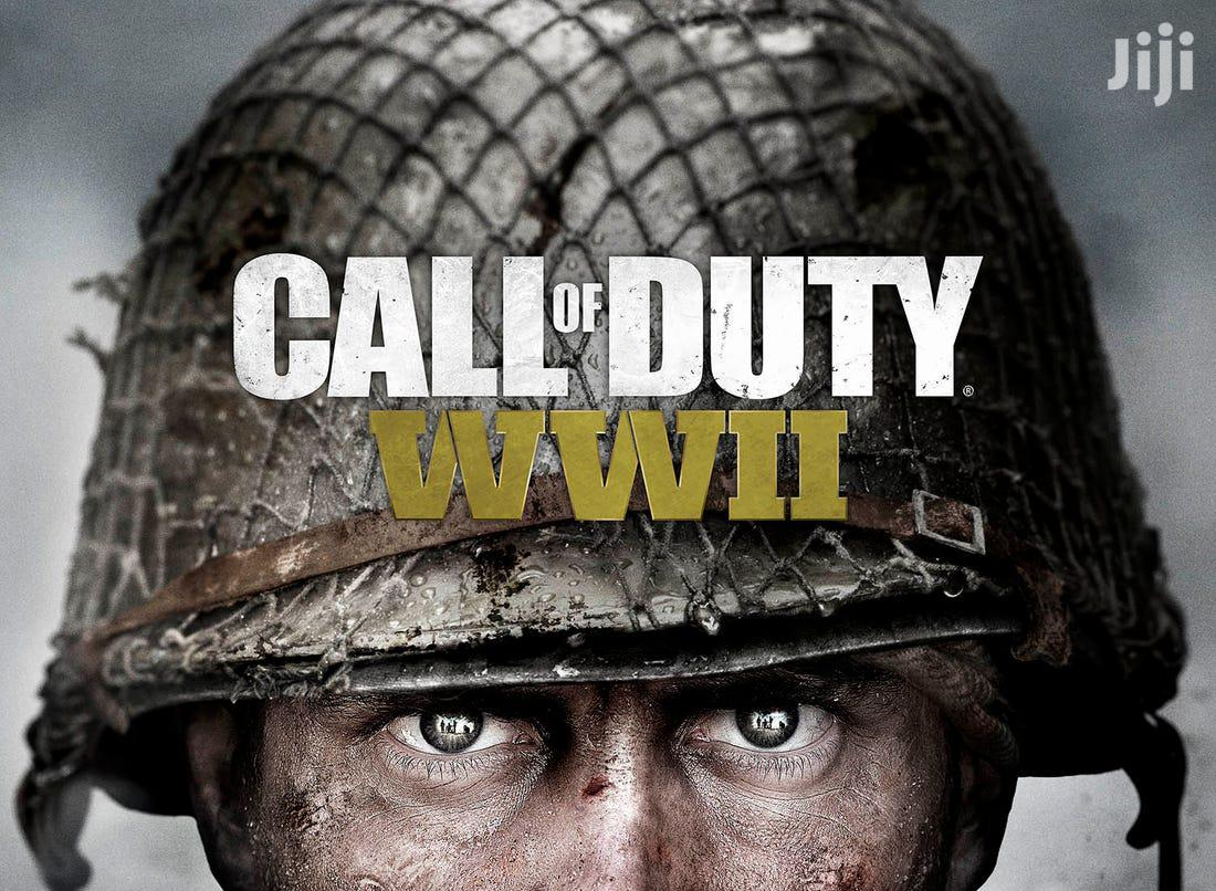 Call Of Duty World War 2 Pc Game