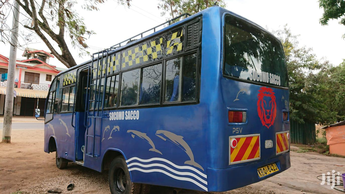 Archive: Bus Isuzu NKR KBQ