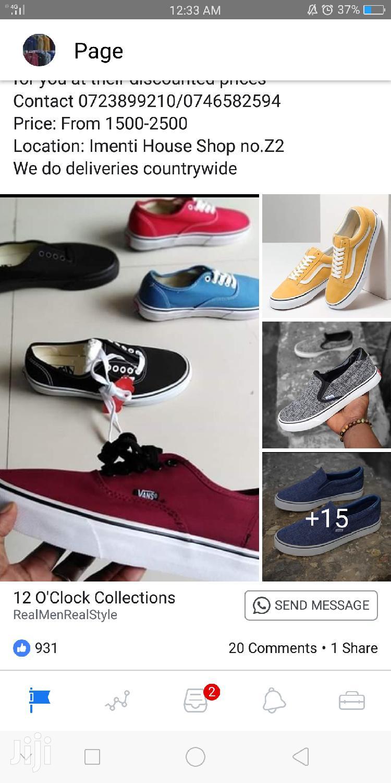 Original Vans | Shoes for sale in Nairobi Central, Nairobi, Kenya