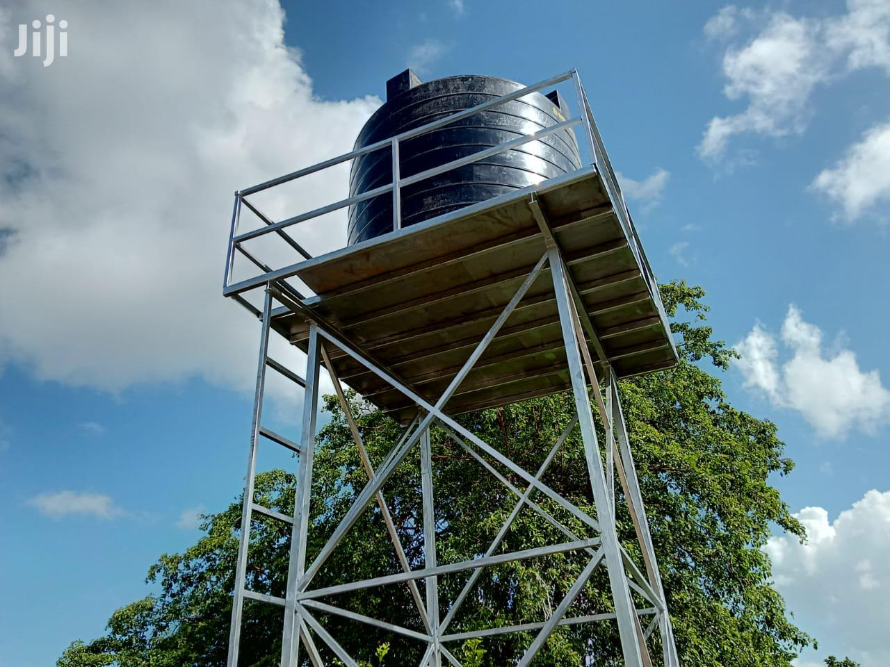 Archive: Water Tank Tower Elevated