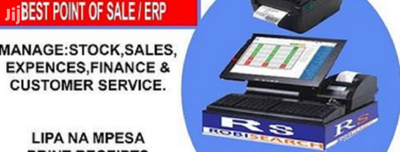POS Stock/ Inventory Management System(Point Of Sale) System