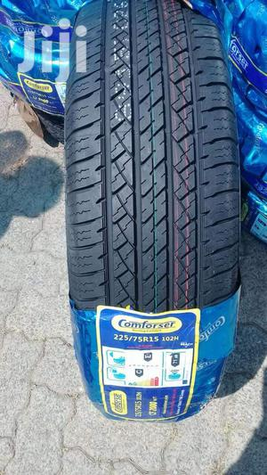225/75r15 Comforser Tyre's Is Made in China   Vehicle Parts & Accessories for sale in Nairobi, Nairobi Central