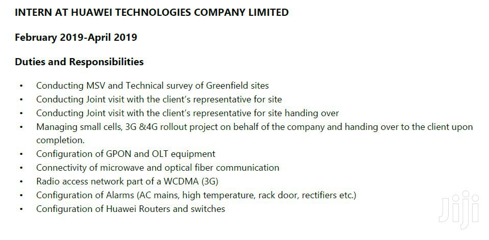 Technicians Required Cctv Dstv And Alarm System | Construction & Skilled trade CVs for sale in Mathare North, Nairobi, Kenya