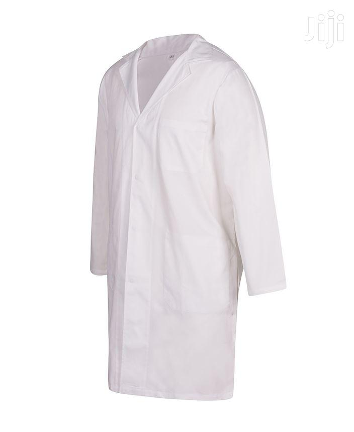 White Dust Coats/ Lab Coats | Clothing for sale in Nairobi Central, Nairobi, Kenya