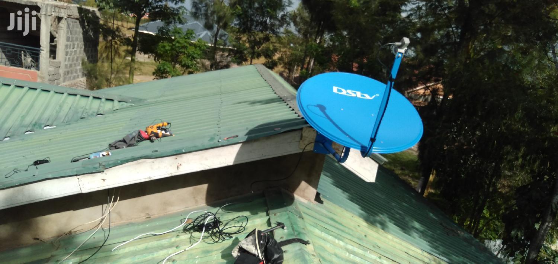 DSTV Installation,Cctv,Zuku,Startimes,Tv Mounting