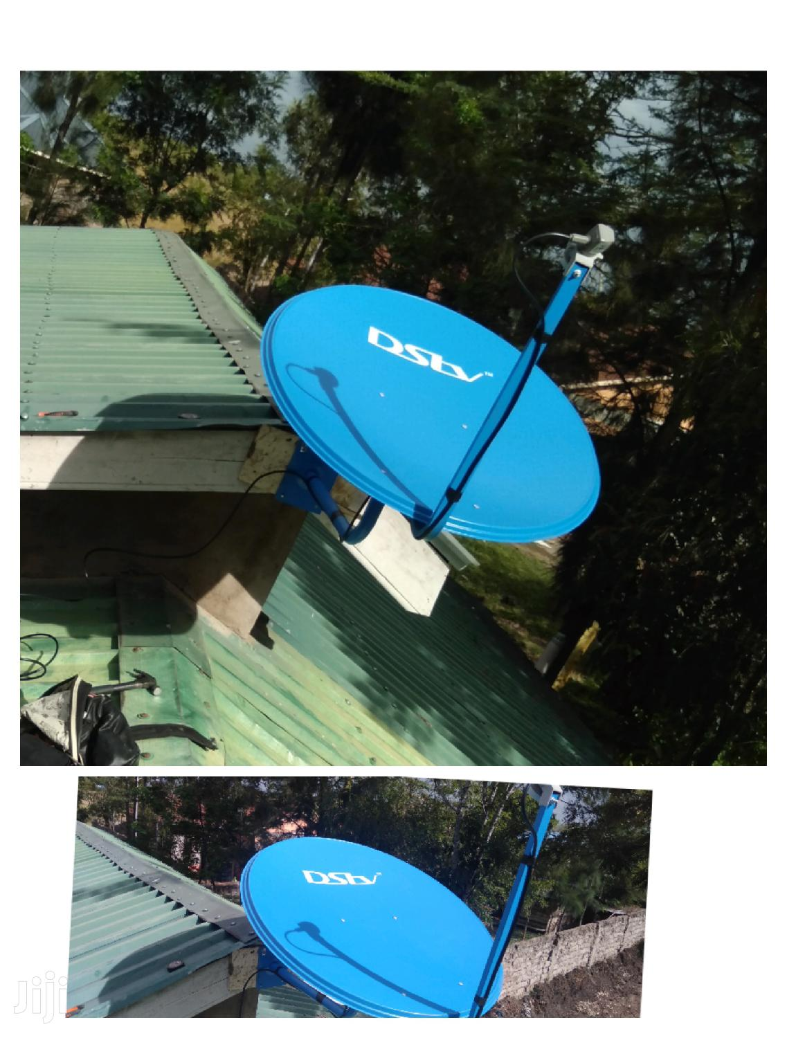 Dstv Installation Services And Dstv Signal Repair
