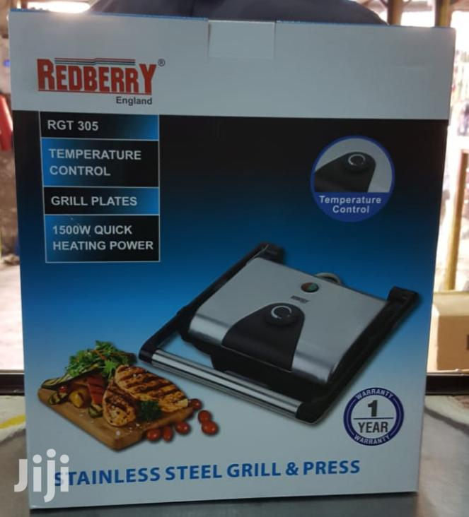 Stainless Steel Grill And Press/ Electric Grill/ Double Grill | Kitchen Appliances for sale in Nairobi Central, Nairobi, Kenya