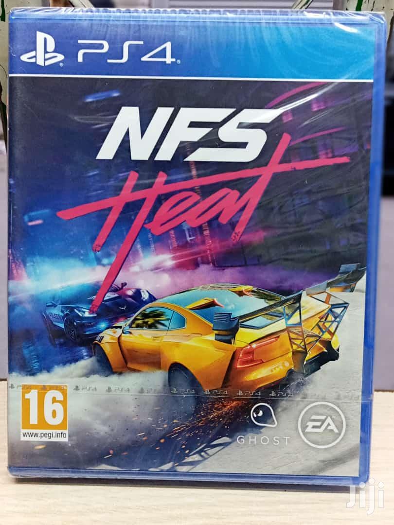 Nfs Heat For Playstation4