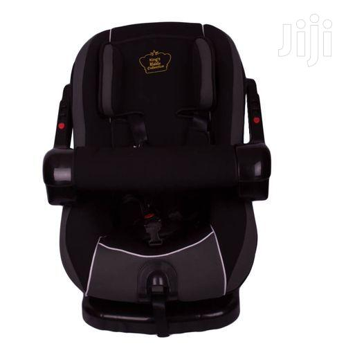 Infant Baby Car Seat ( 0- 36 Months) Black & Grey