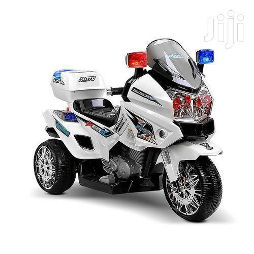 MEDIUM Size Electric Bike Kid's Motorcycle- ( Assembled)