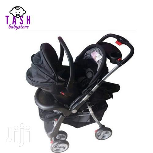 3 In 1 Value Pack Baby Stroller Set & An Assorted Neck Support Pillow | Prams & Strollers for sale in Westlands, Nairobi, Kenya