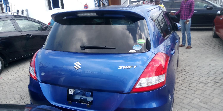 Suzuki Swift 2012 1.4 Blue