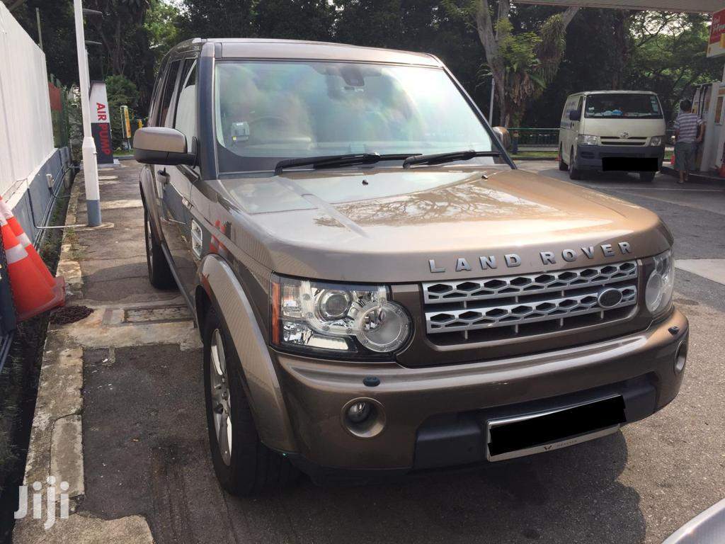 New Land Rover Defender 2013 Gray
