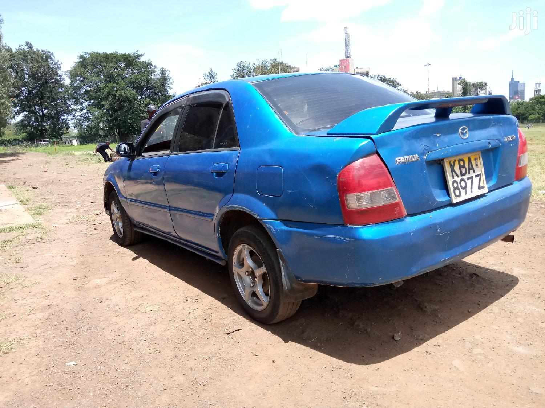 Mazda Familia 2000 Blue | Cars for sale in Nairobi Central, Nairobi, Kenya