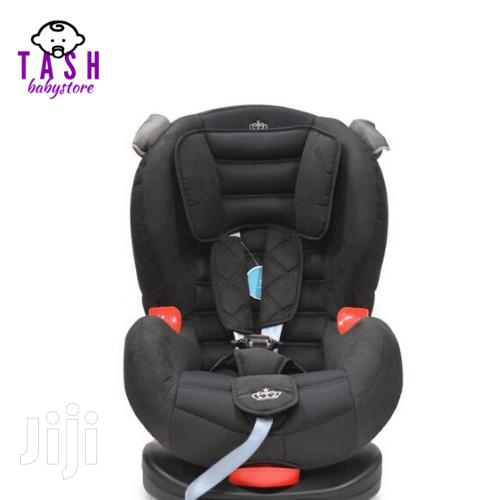 Superior Infant/ Baby Car Seat (0-7 Years)- Black