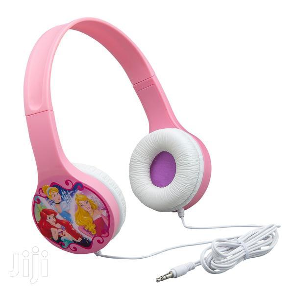 Headphones Available
