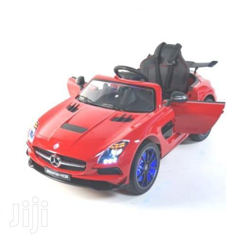 Mercedes Benz Children Electric Rideon Car With Remote an MP3 Player