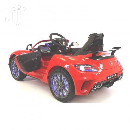 Mercedes Benz Children Electric Rideon Car With Remote an MP3 Player | Toys for sale in Westlands, Nairobi, Kenya