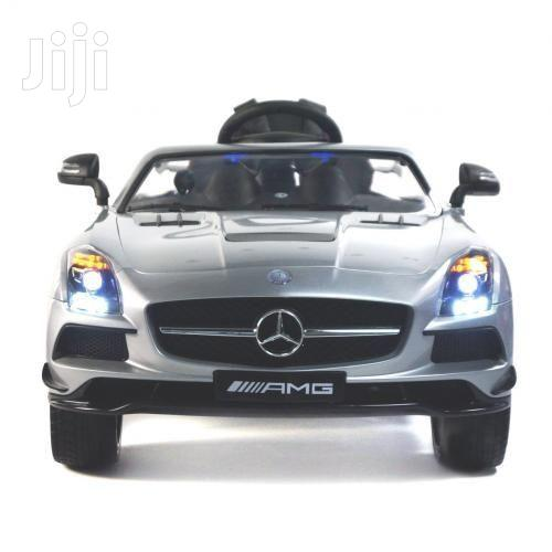 Mercedes Benz Children Electric Ride-On Car With Remote