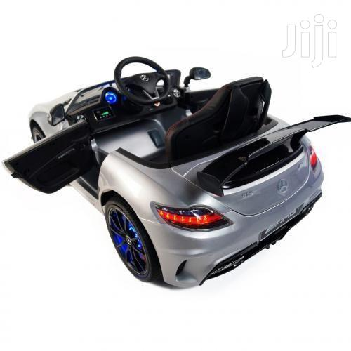 Mercedes Benz Children Electric Ride-On Car With Remote | Toys for sale in Westlands, Nairobi, Kenya