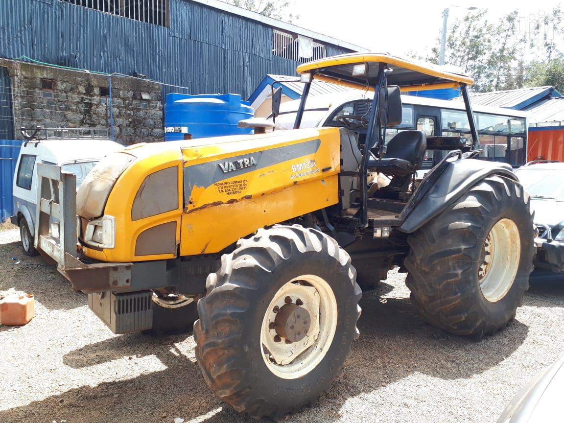 Heavy Duty Valtra Tractor From Finland