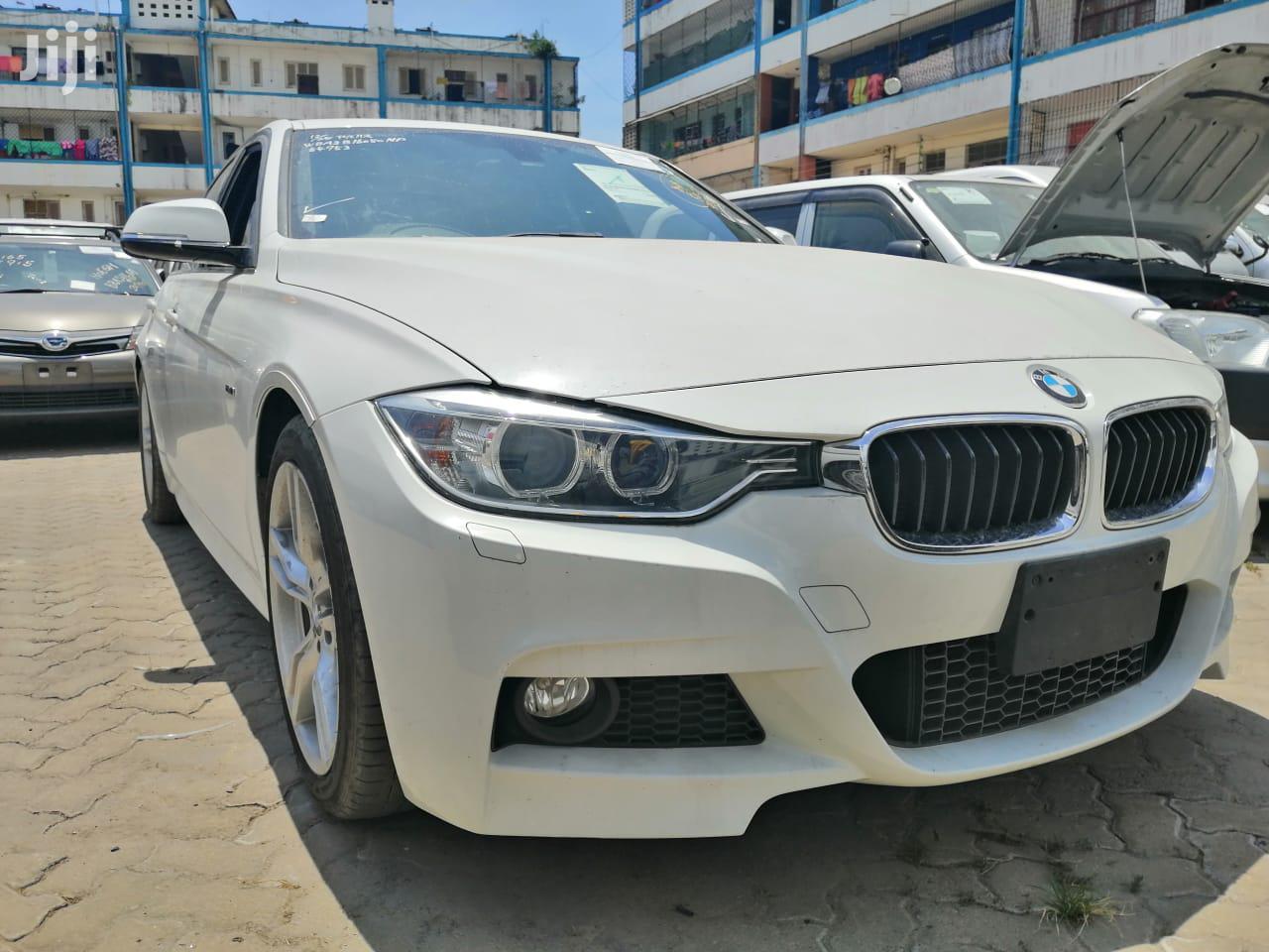 Archive: New BMW 320i 2013 White