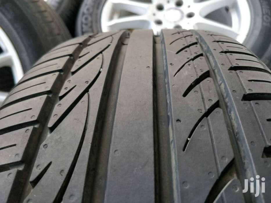 Hankook Tires In Size 225/55R17 Ksh 16,400