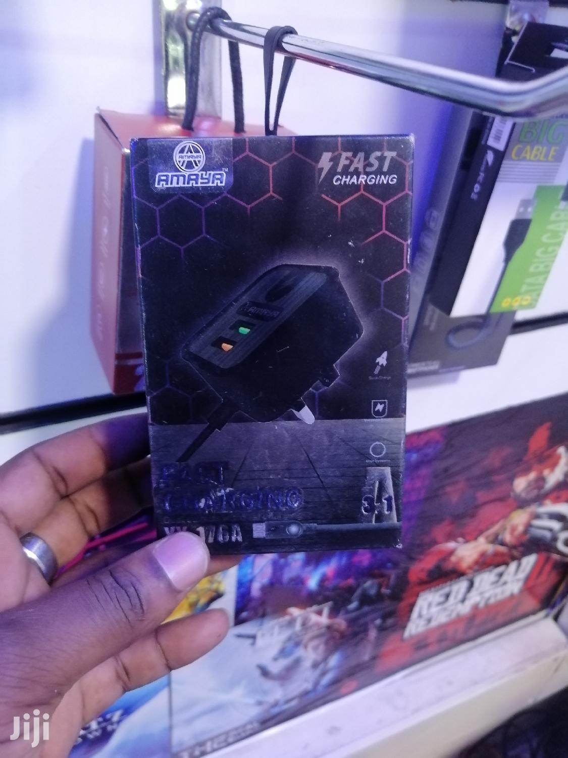 Archive: Fast Charger New