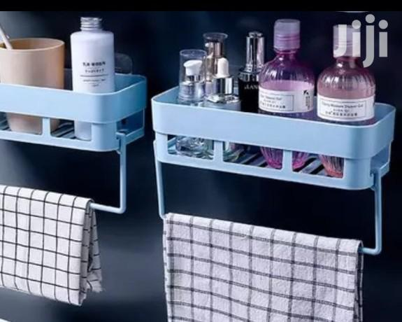 Bathroom Organiser.