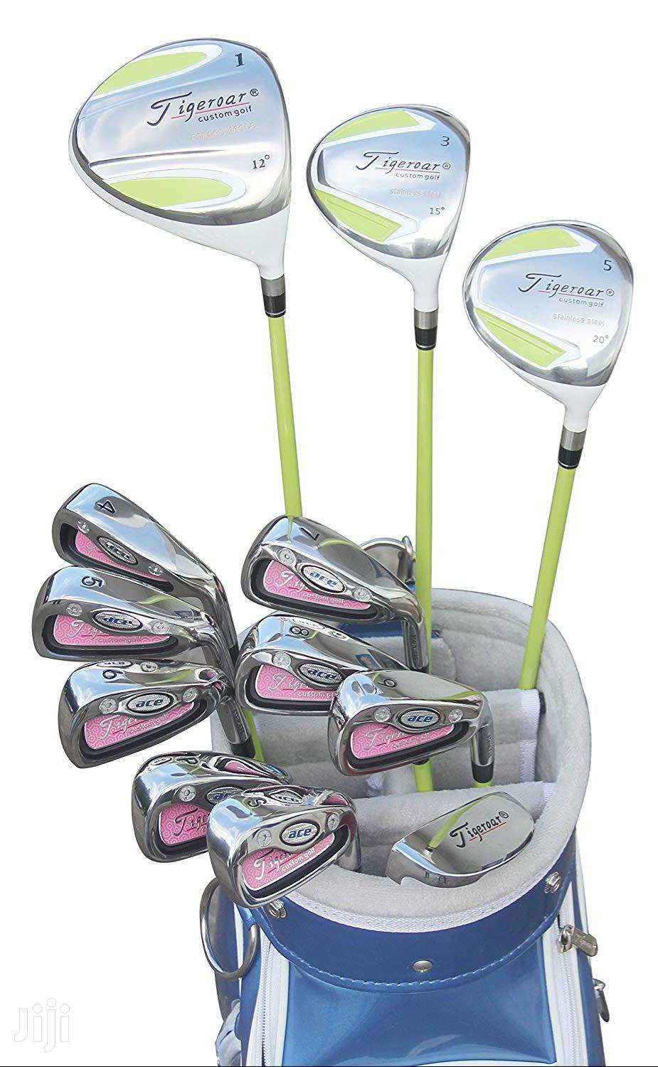 Ladies Golf Club Set Tigeroar