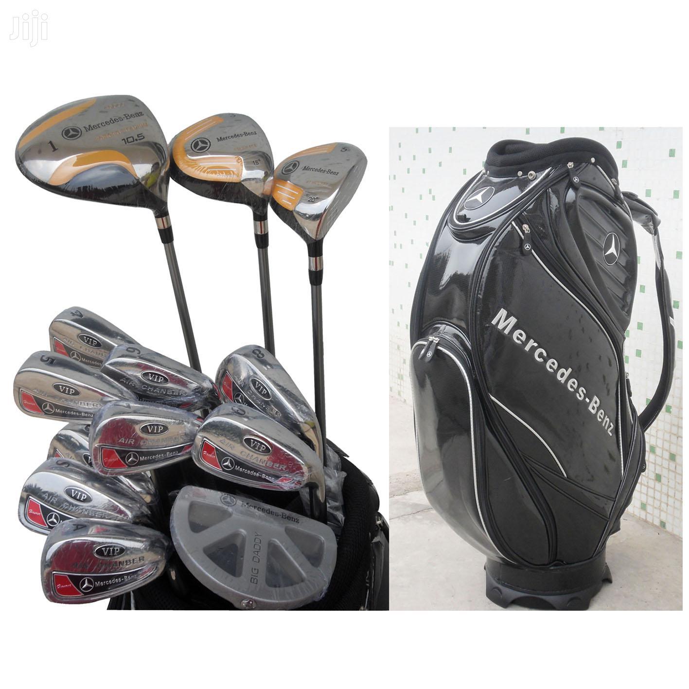 Mens Adult Golf Club Set Kit Tigeroar