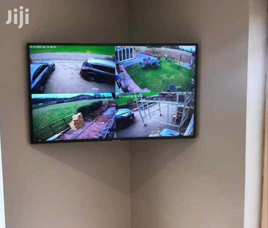 Archive: Cctv Camera Sales And Installation