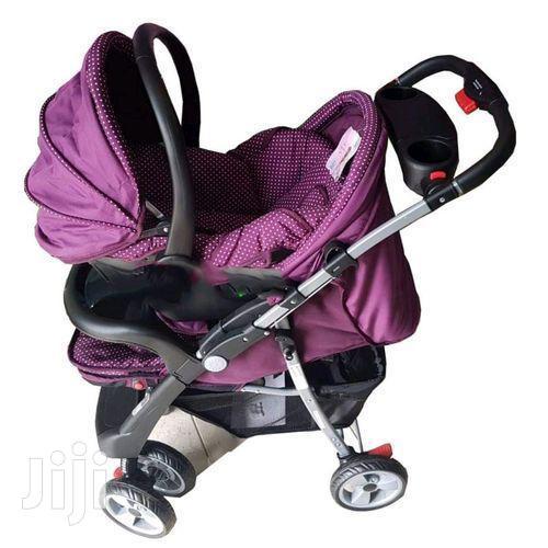 3 In 1 Value Pack Baby Stroller Set