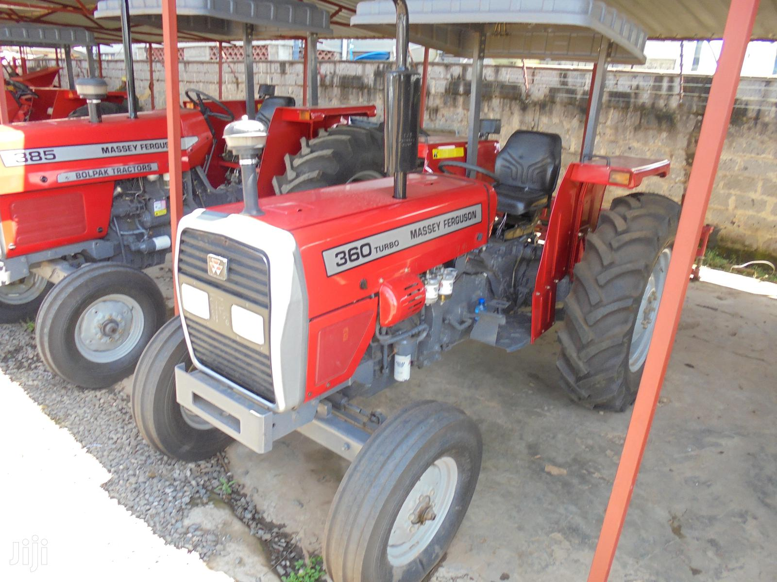 Tractor Mf 360 2wd 1.45